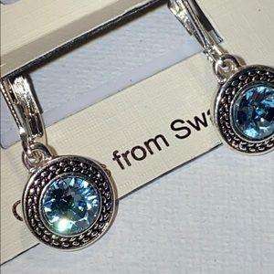 Swarovski Crystal Earrings!